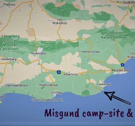 Misgund camp-site & 4x4