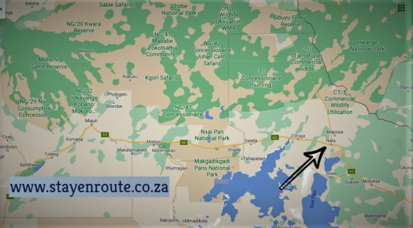 Nata Map